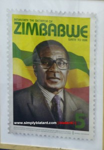 Against Mugabe